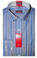 Eterna Shirt - 4191/10 X157 - Blue